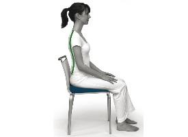 Gesund Sitzen