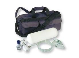 Sauerstoff Flaschen mobil