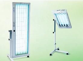 Lichttherapiegeräte