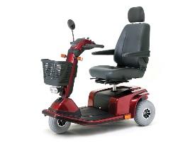 Elektromobil Dreirad