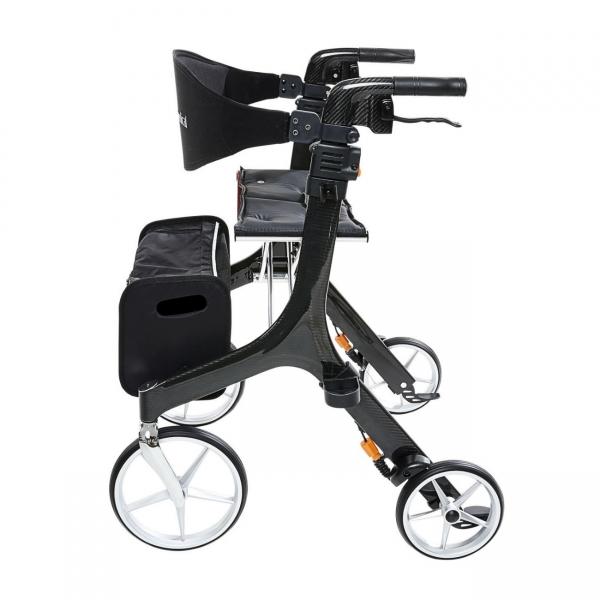 Carbon Rollator ab 4,7 kg - Premium Superleicht Rollator