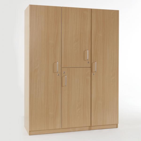 Kleiderschrank / Wäscheschrank für 2 Personen