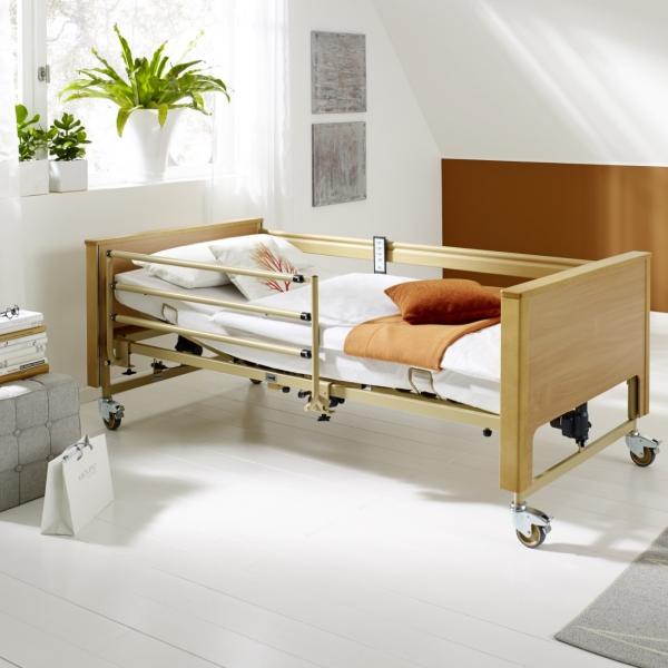 Schwenkbares Seitengitter für Pflegebett Dali