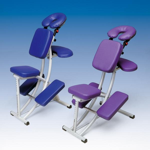 Transportabler Massage- und Therapiestuhl Swing bis 160 KG