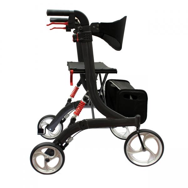 Leichtgewicht-Rollator Spring XL 240 mit Dämpfungskomfort