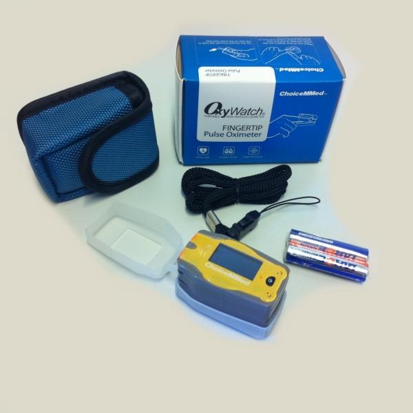 Pulsoximeter für Kinder