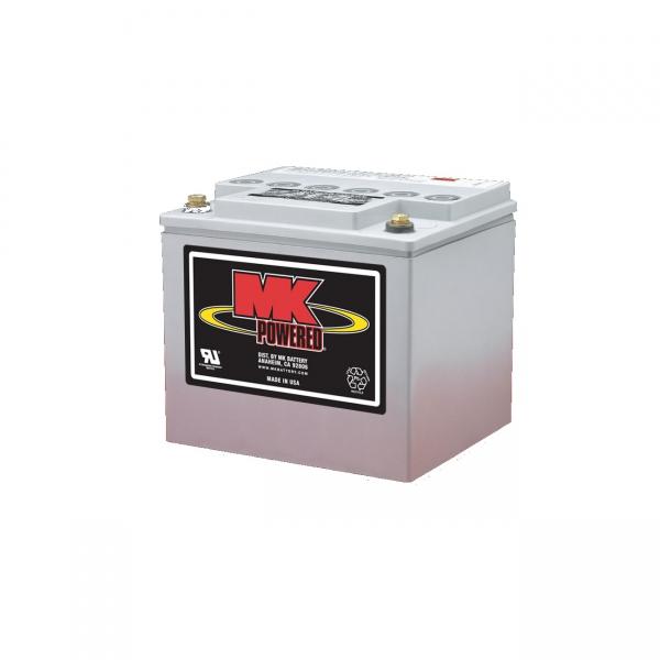 Gel Batterie MK 12V / 40 Ah für Elektromobile E-Rollstühle