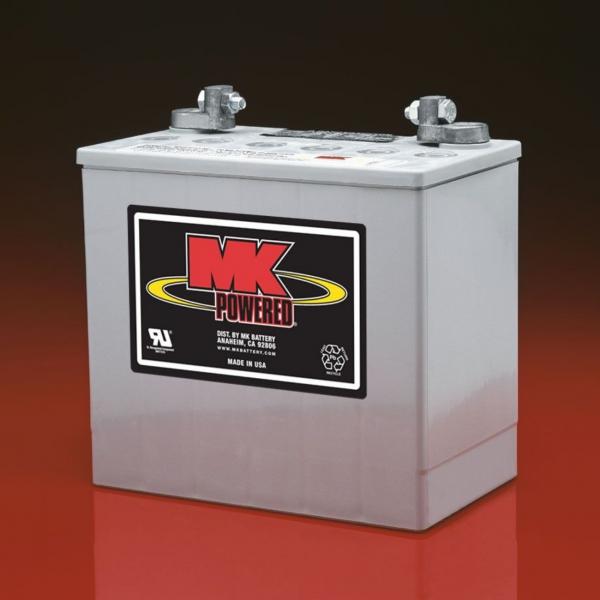 Gel Batterie MK 12V / 51 Ah für Elektromobile E-Rollstühle