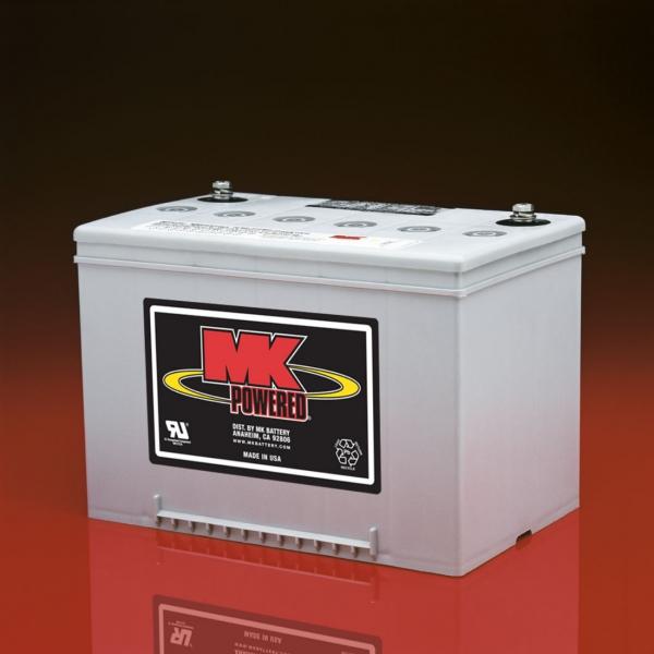 Gel Batterie MK 12V / 60 Ah für Elektromobile E-Rollstühle