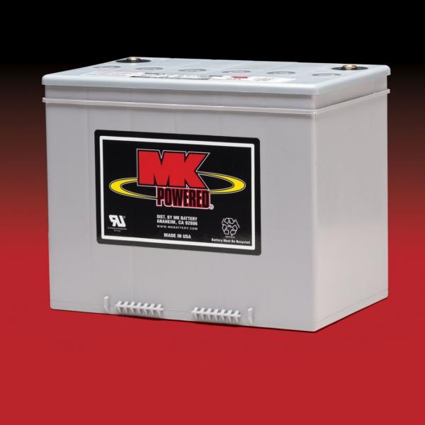 Gel Batterie MK 12V / 73 Ah für Elektromobile E-Rollstühle