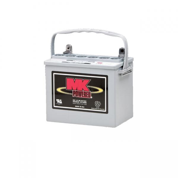 Gel Batterie MK 12V / 31 Ah für Elektromobile E-Rollstühle