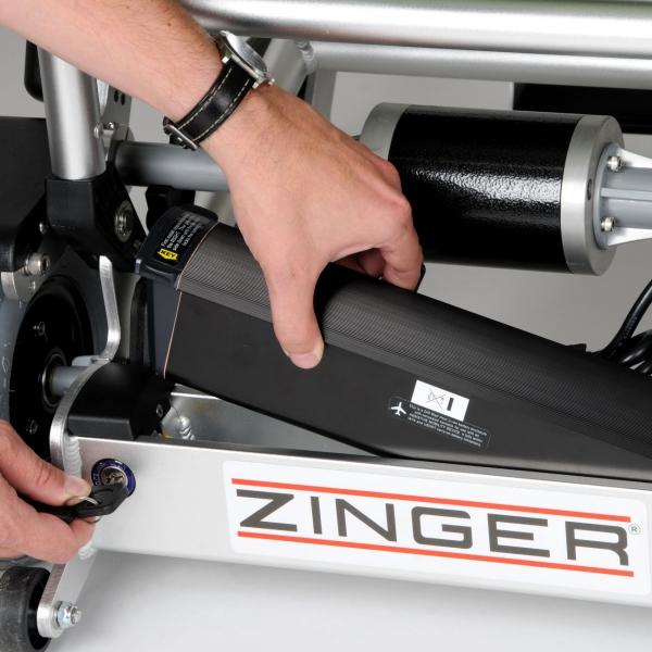 Verstärkter Akku 10,6 Ah für Zinger Chair / Moving Star 100