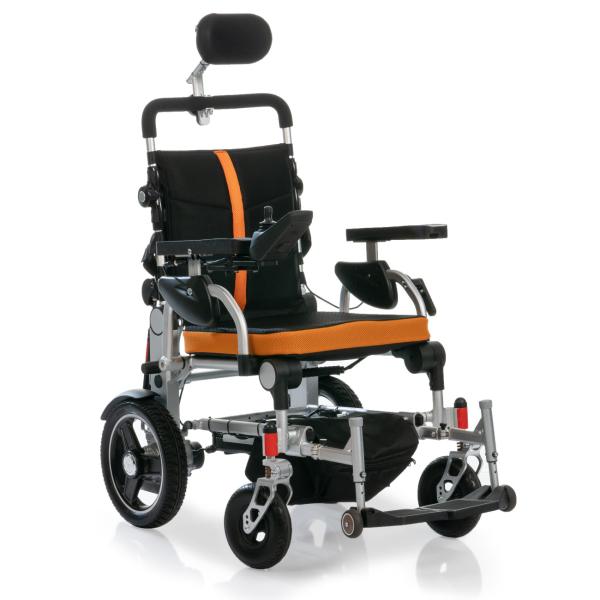 Moving Star 601 komfortabler Falt-Elektrorollstuhl bis 150 kg