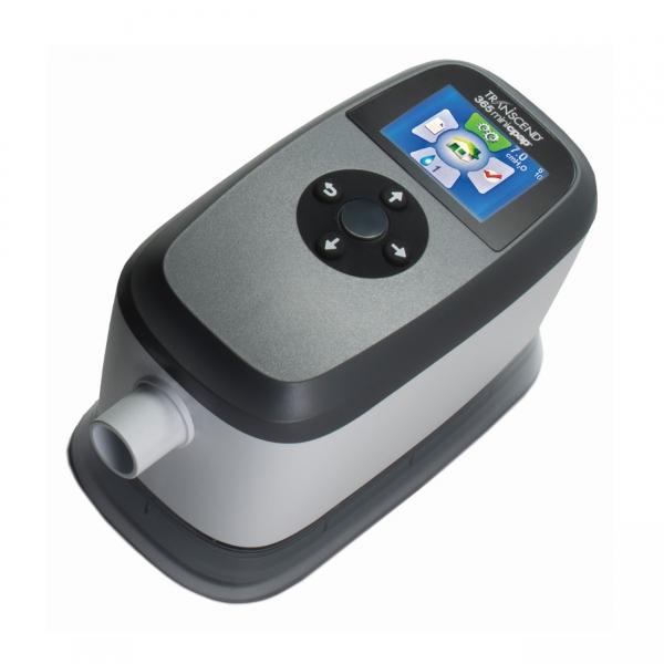 Transcend 365 miniCPAP AUTO mit integrierter Befeuchtung und Akkubetrieb, Reise CPAP