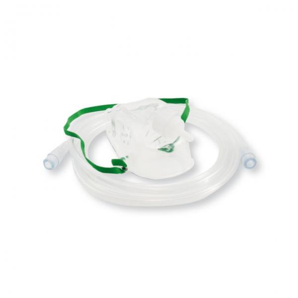 Sauerstoffmaske Soft für Erwachsene (10 Stück)
