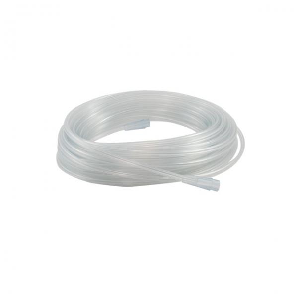 Sauerstoffschlauch transparent 15 m (2 Stück)