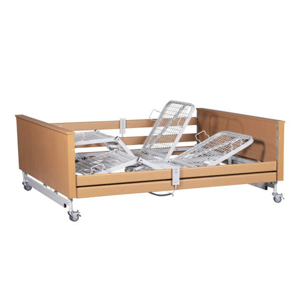 Pflege-Doppelbett Duo