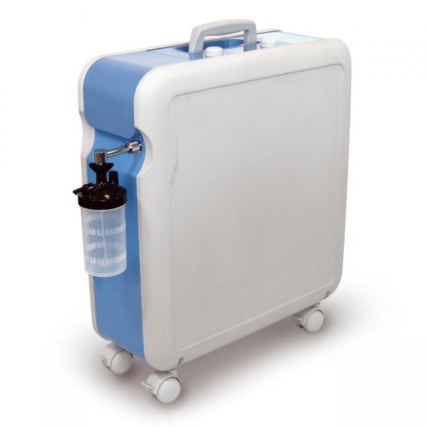 Sauerstoffkonzentrator Kröber 4.0, der Superleise