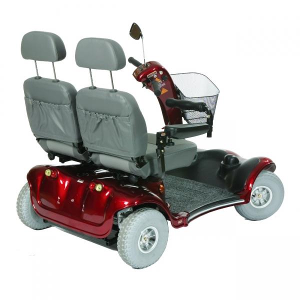elektromobil als zweisitzer bei seeger24 kaufen online sanit tshaus. Black Bedroom Furniture Sets. Home Design Ideas