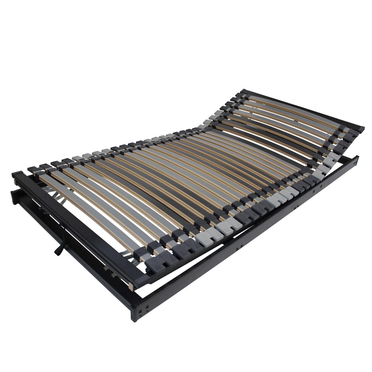 Lattenrost XXL mit Kopf- und Fußanhebung bis 250 kg belastbar ...