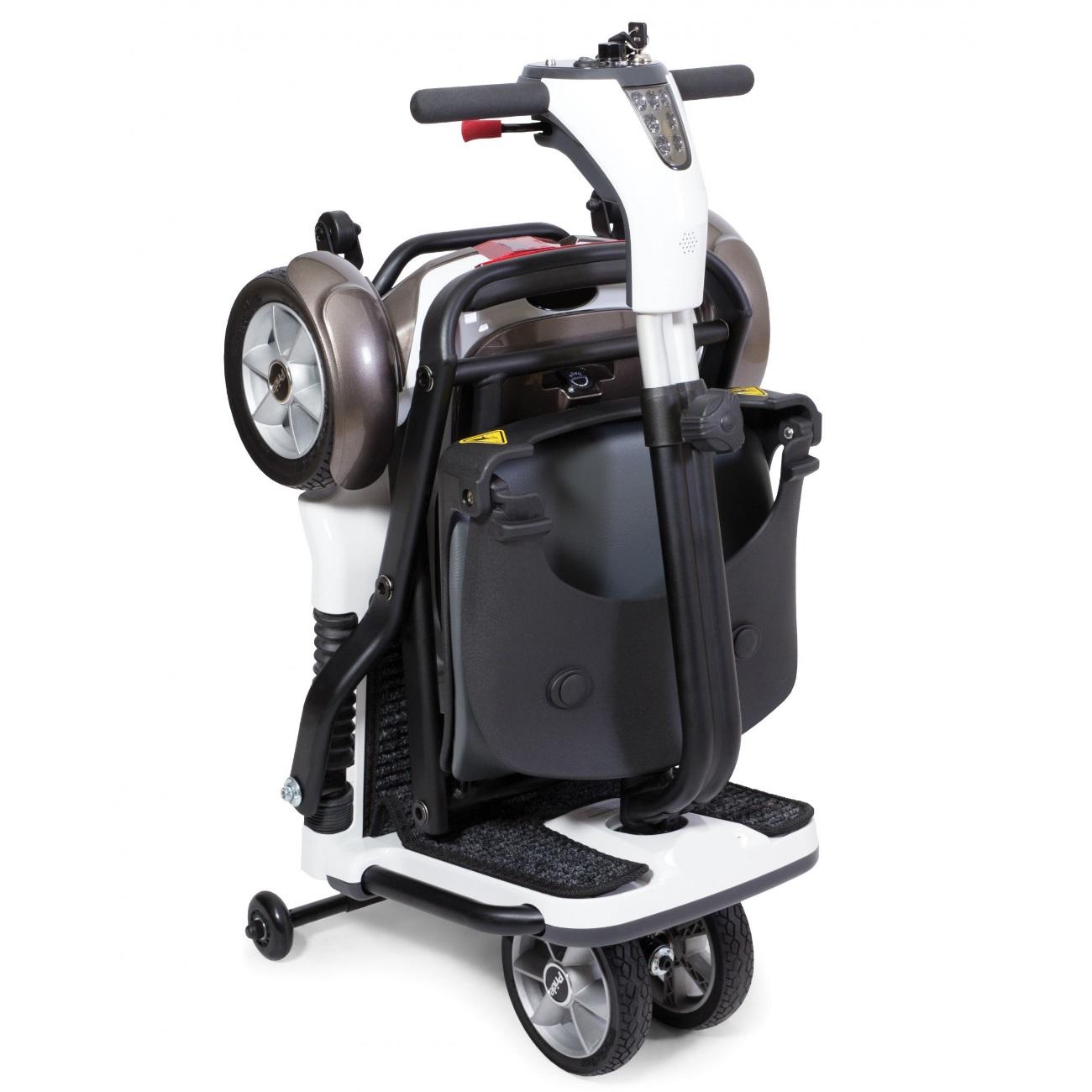 Scooter Led Beleuchtung | Faltbares Reise Elektromobil Holiday Bei Seeger24 Seeger24 De