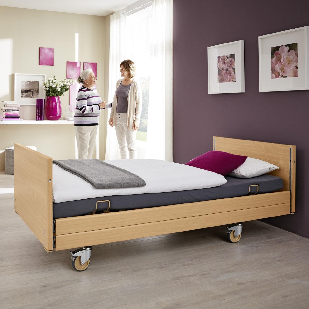 burmeier westfalia iv pflegebett online bestellen online sanit tshaus. Black Bedroom Furniture Sets. Home Design Ideas