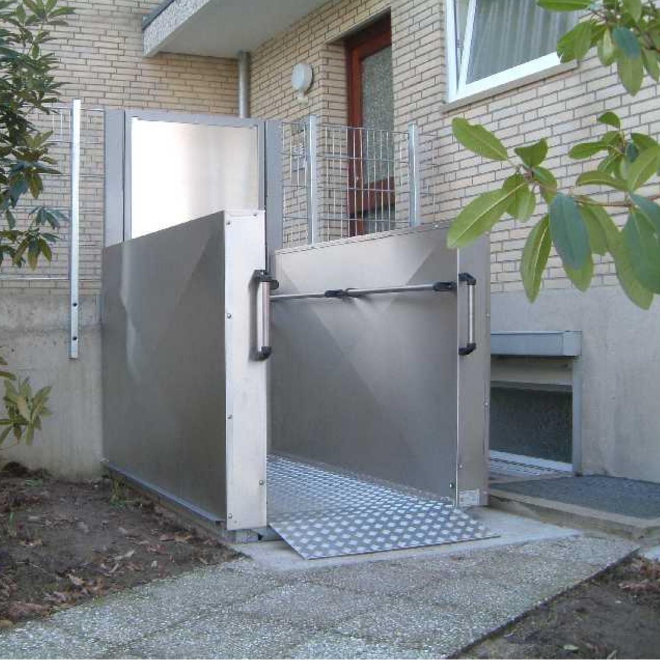 hublift f r barrierefreies wohnen online sanit tshaus. Black Bedroom Furniture Sets. Home Design Ideas