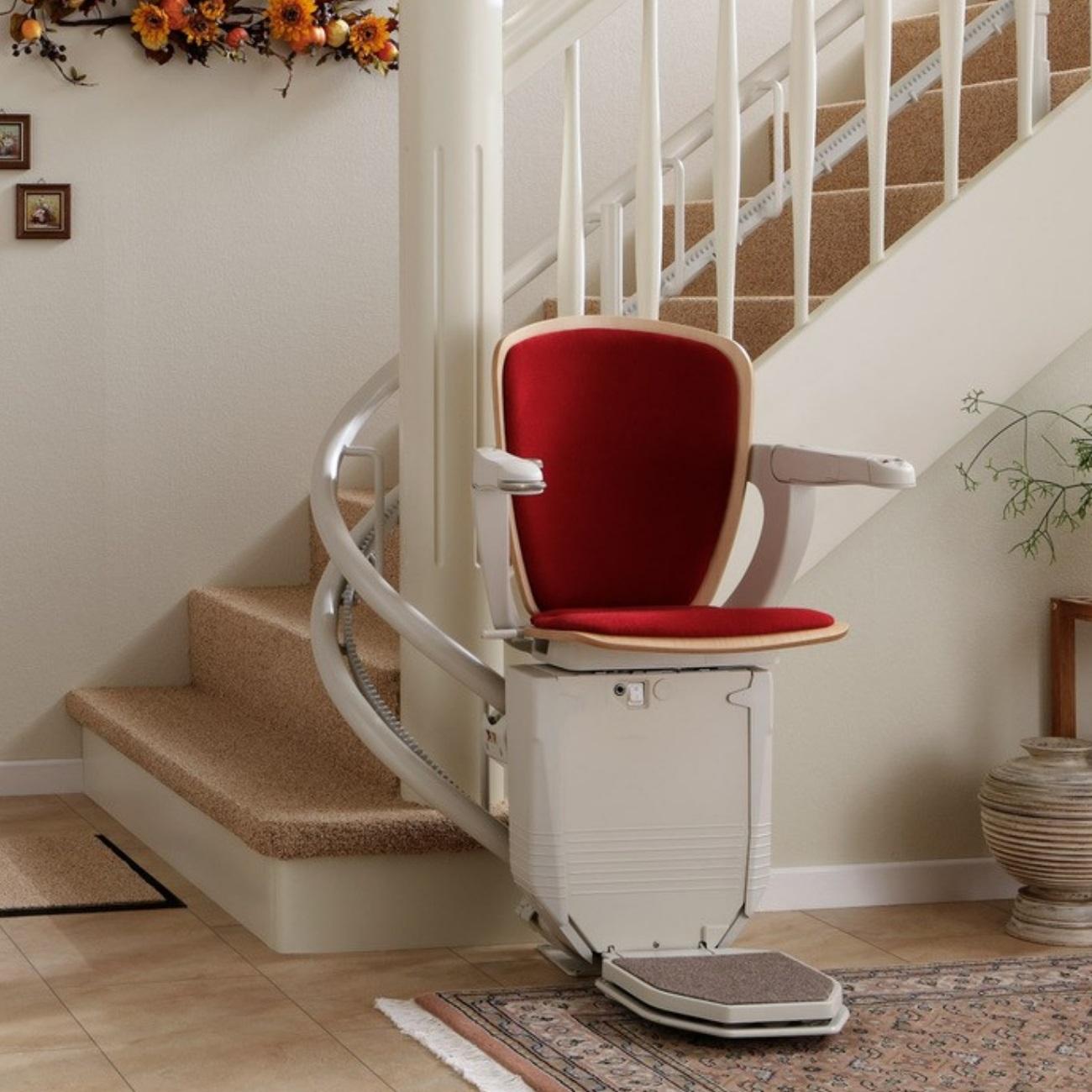 treppenlift mieten oder kaufen online. Black Bedroom Furniture Sets. Home Design Ideas
