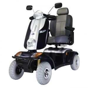 Elektromobil 6 km/h Fullsize XXL - bis 220 kg