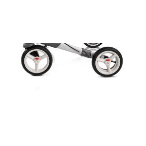 Wechselsatz PUR-Softräder für den Rollator TOPRO Troja 2G