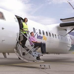 Treppensteigegerät Scalamobil fly S39