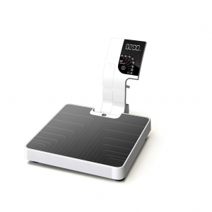 Körperwaage mit BMI Messung bis 250 kg - geeicht