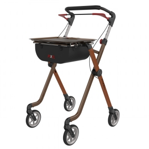 Indoor Rollator Toffee NEUHEIT