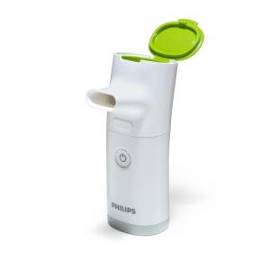 InnoSpire Go tragbarer Mesh-Vernebler von Philips
