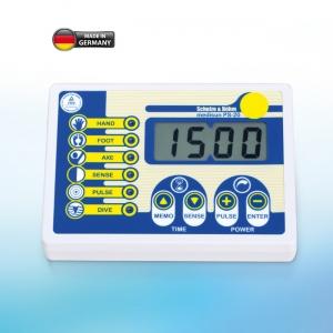 Medisun PS-20 Iontophorese Komfort Therapiegerät mit Pulsstrom und Sense-Funktion