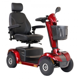 Elektromobil 6 km/h Cordis Plus - bis 160 kg