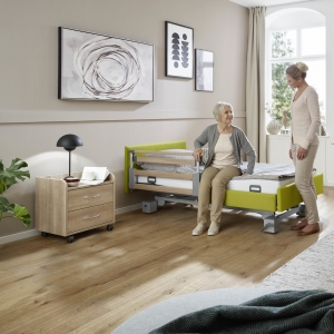 Pflegebett Regia Easy Switch Seniorenbett