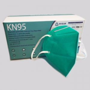 Atemschutzmaske KN95 (5 Stück) Medizinische Maske wie FFP2