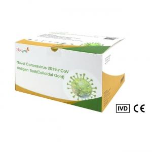 Hotgen Novel Coronavirus 2019-nCoV Antigen Test  (40 Stück)