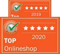 TOP Onlineshop 2019 - ausgezeichnet.org